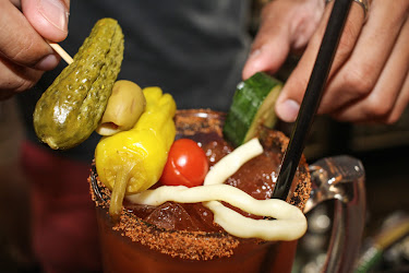 Matty's Bloody Mary