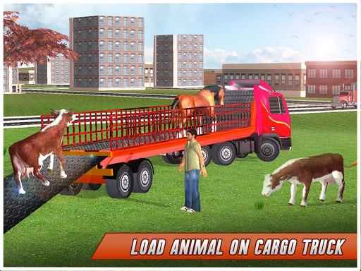 Farm Animal Transport Truck 2.5 screenshots 13