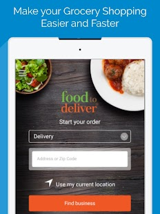 Download Food To Deliver For PC Windows and Mac apk screenshot 5