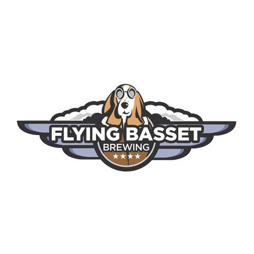 Logo of Flying Basset Double IPA