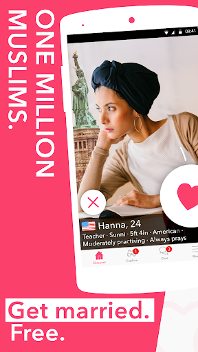 muzmatch: Muslim & Arab Singles, Marriage & Dating 5.1.27a screenshots 1