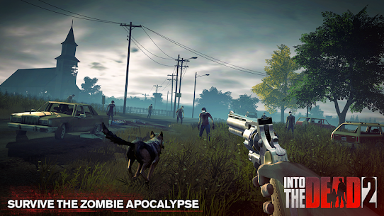 Into the Dead 2 MOD 1.8.3 (Unlimited Money) Apk + Data 1