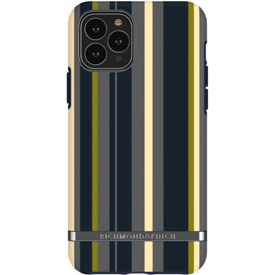 Richmond & Finch Freedom Case iPhone 11 Pro Navy Stripes