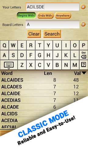 Word Breaker (Scrabble Cheat) 5.7.3 screenshots 3