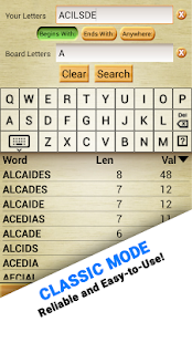 Word Breaker (Scrabble Cheat) - náhled