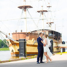 Wedding photographer Aleksandra Ryzhova (Abril). Photo of 31.10.2016