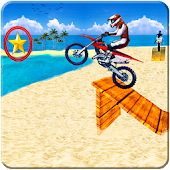 Beach Bike Stunt Master 2018