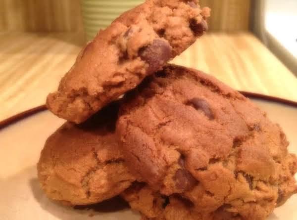 Peanut Butter Truffle Cookies Recipe