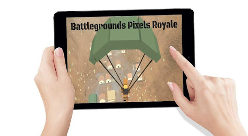 Battle Craft Royale Free Offline android2mod screenshots 1