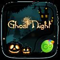 Ghost Night GO Keyboard Theme icon