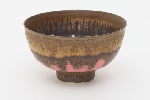 Peter Wills Porcelain Bowl 052