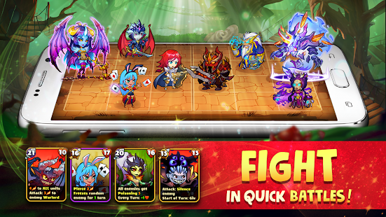 Mighty Party: Heroes Clash- screenshot thumbnail