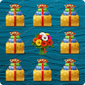 Christmas Gift Match icon