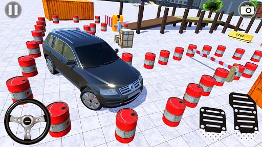 Drive Luxury Land Cruise Game: Extreme Prado Drive screenshots 1