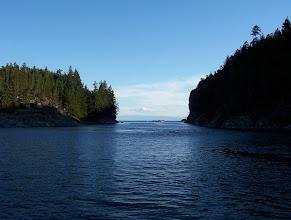 Photo: The Gorge, Cortes Island