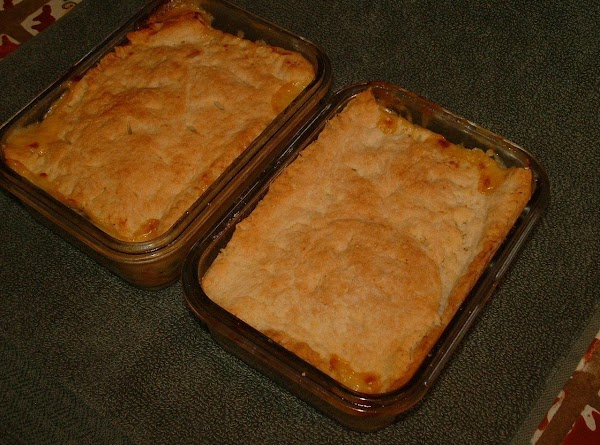 Spring Hill Ranch Chicken Pot Pie Recipe