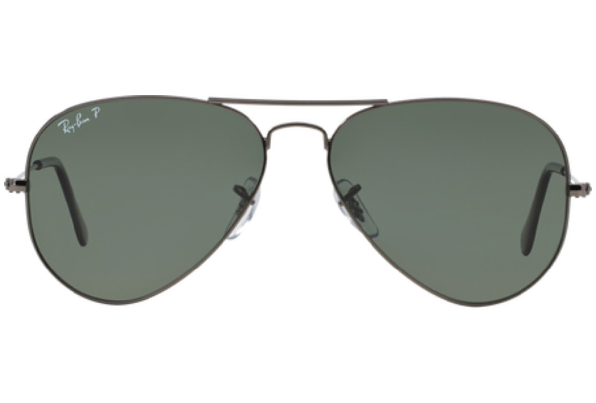 9e9ae5e2b8e Ray Ban Rb3025 Aviator Large Metal Polarized 003 58 « One More Soul