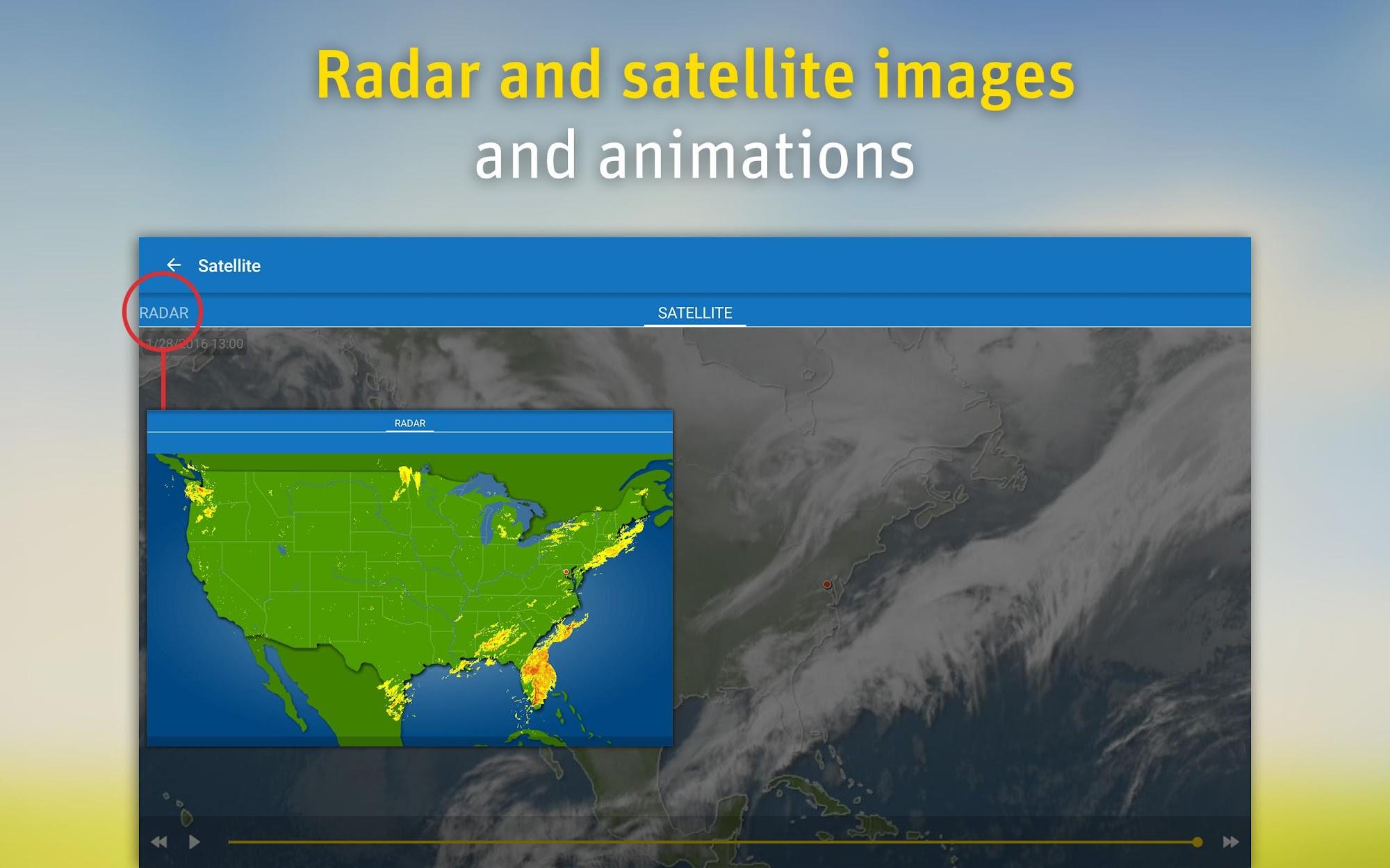 WeatherPro screenshot #7