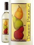 Three Pears Pinot Grigio