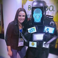 Photo: El hombre #tablet en el #2013ces