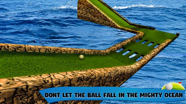 Mini Golf Club Game 3D 2017- screenshot thumbnail