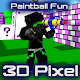 Paintball Fun 3D Pixel Online (game)