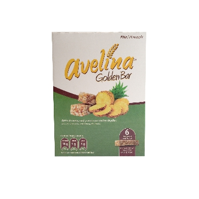 Cereal Avelina Golden Bar Piña x132g