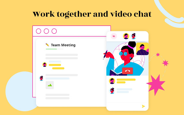 Meeting Notes: Live Video Chat, Tasks, Todos - Magazinul web Chrome
