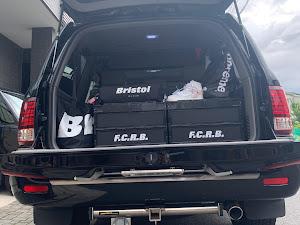 ランドクルーザー100 UZJ100W シグナスのカスタム事例画像 s sさんの2020年06月14日00:24の投稿