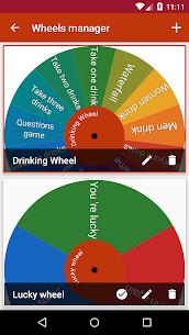 Amazing Wheels – Random choices picker 1.1.5 Latest MOD APK 3