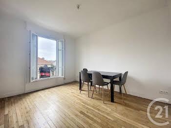 Appartement meublé 2 pièces 40,62 m2