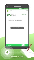 Daybook - Diary, Journal, Note APK screenshot thumbnail 5