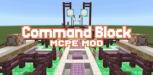 Mod Command Blocks For Mcpe Aplikasi Di Google Play