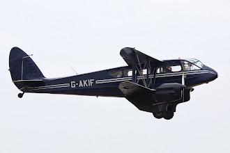 Photo: De Havilland DH-89A Dominie