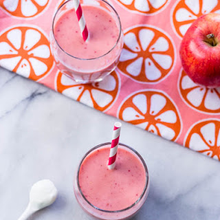 Apple Strawberry Smoothie Recipes.