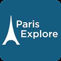 Paris Explore icon