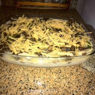 ~ Cheesy Creamy Mushroom Pasta ( Vegetarian Dish) ~