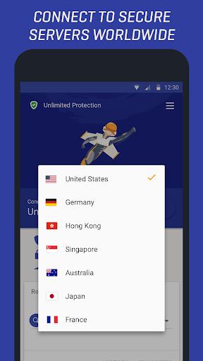 Rocket VPN – Internet Freedom VPN 1.25 screenshots 3