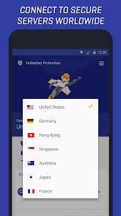 Rocket VPN Free – Internet Freedom VPN Proxy Screenshot