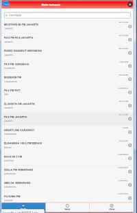 IRadio Streaming Indonesia - náhled