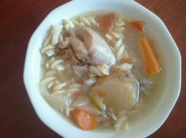 Crockpot Chicken Noodle Soup__bebita Recipe
