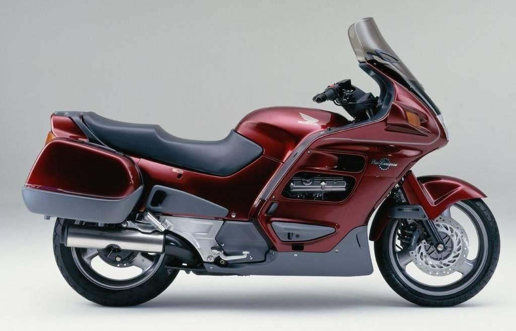 Honda ST 1100-manual-taller-despiece-mecanica