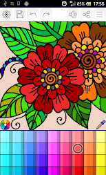 Mandalas coloring pages (+200 free templates) APK screenshot thumbnail 17
