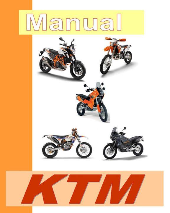 ktm manual-taller-servicio-despiece