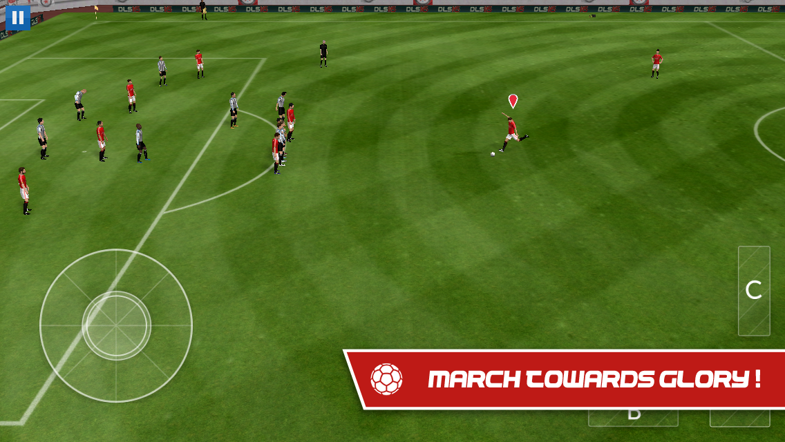 Dream League Soccer- screenshot