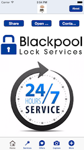 Blackpool Lock Services- screenshot thumbnail