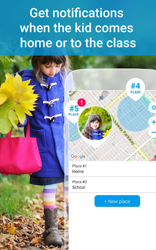 Find my Kids: Child locator  screenshots 2
