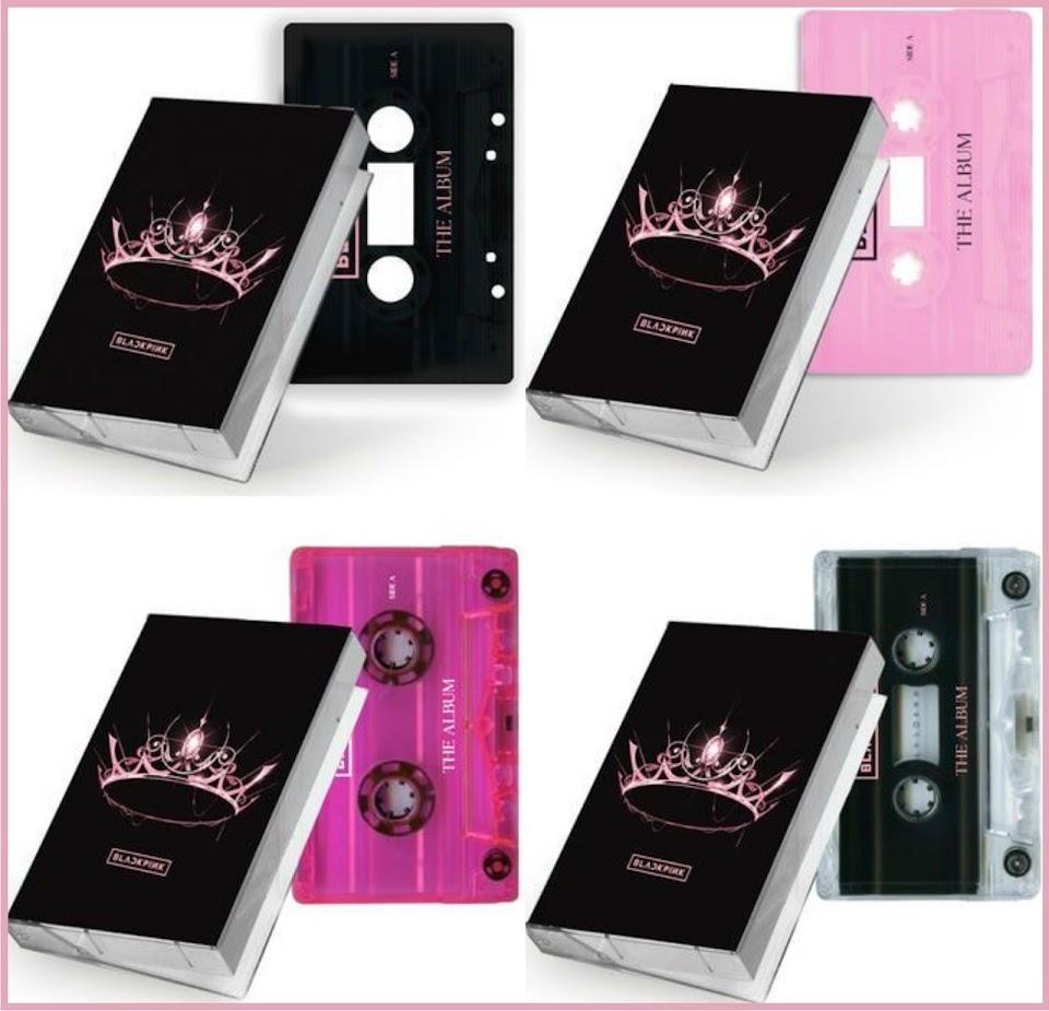 blackpink cassette 3
