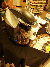 Photo: The Keurig in action!
