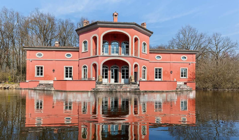 Villa avec jardin et terrasse Villarasca